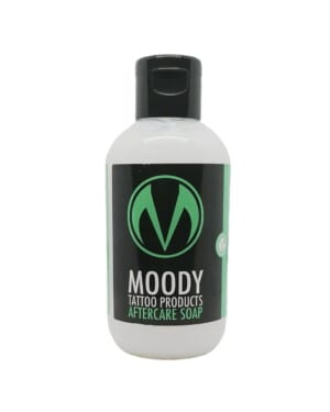 moody aftercare soap